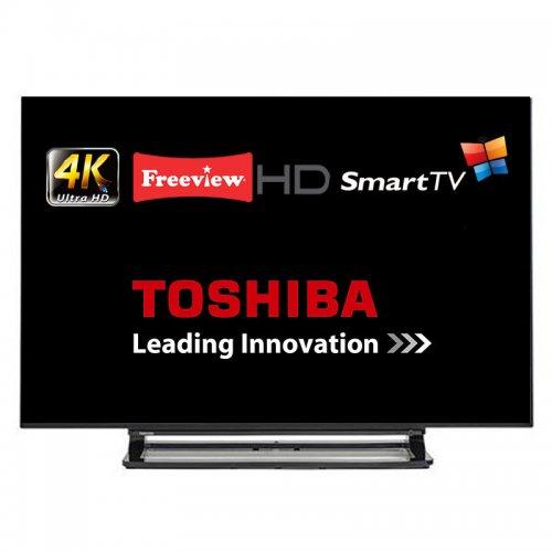 "Toshiba 48U7653DB 48"" Smart LED TV 4K Ultra HD Built-In Freeview HD Tuner WiFi  £299 @ Tesco / ebay"