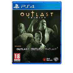 Outlast Trinity PS4 & Xbox One £24.85 @ Base.com