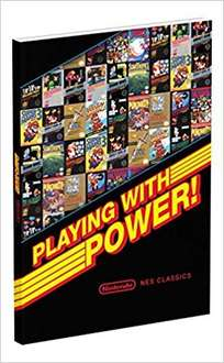 Playing With Power Nintendo - Nes Classics £7.00 delivered (with code) @ The Works