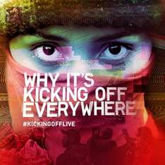 paul mason - why it's kicking off everywhere - free ticket - young vic