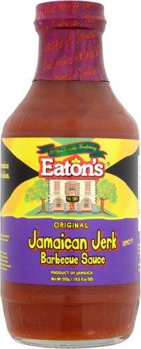 Eaton's Original Jamaican Jerk Barbecue Sauce 555g was £2.50 now £1.00 @ Sainsbury's