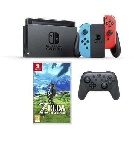Free Zelda & Switch pro controller - nintendo switch @ Studio