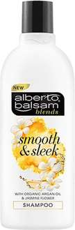 Alberto Balsam Blends Smooth & Sleek Frizz Control Shampoo 300ml was £2.22 now £1.00 @ Morrisons