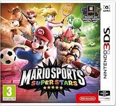 Mario Sports Superstars + 1 amiibo Card (3DS) £24.85 @ ebay via boss deals