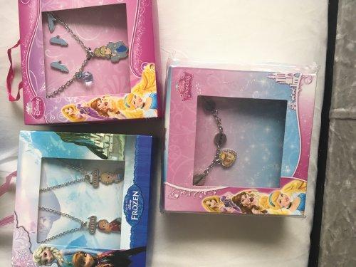 Disney jewellery sets - 99p instore @ Home Bargains