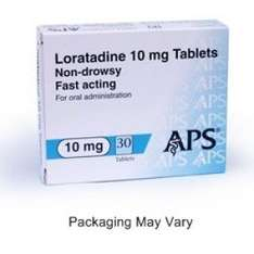 Loratadine 6 months supply (6 x 30) £4.79 with Free Delivery @ PharmacyFirst