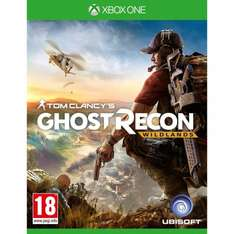 Ghost Recon Wildlands on Xbox One @ SIMPLY GAMES - £38.85 delivered