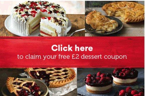 Free frozen dessert at Iceland for Bonus Cardholders (spend required)