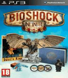 BioShock Infinite Collectors Songbird Edition PS3 Game for only £20