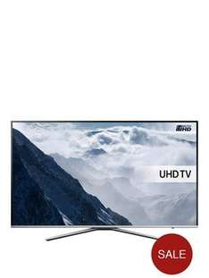 Samsung UE49KU6400 49 inch Certified Ultra HD 4K, Freeview HD, LED Smart TV 506.98 @ Very.co.uk  (Possibly 406.98 with code)