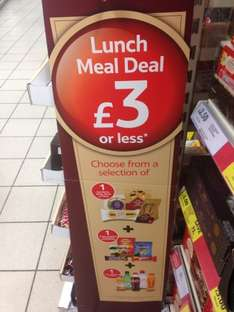 Tesco lunch deal £3 now includes Innocent/Nakd smoothies.(£1.99/2.19 seperately).