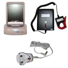 Wireless Energy LCD Monitor Smart Electricity Home House Usage Meter Monitoring £9.99 @ Ebay / rscommunications