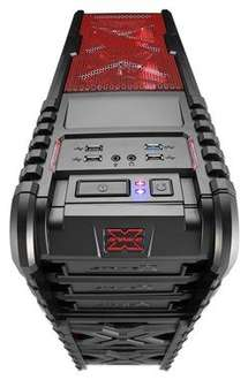 Aerocool Strike-X GT Devil Red Edition Midi Tower Case £29.99 @ Box.co.uk