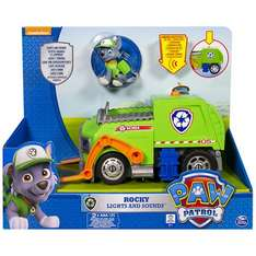 Paw Patrol Rocky Light & Sounds Truck - £17.49 Delivered @ John Lewis