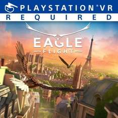 Eagle Flight £19.99 down from £34.99 for PlayStation VR / PSVR @ PSN Store