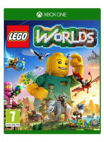 Lego Worlds (XB1/PS4) £16.93 Prime / £20.92 Non Prime @ Amazon