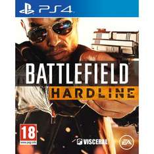 Battlefield Hardline PS4 £7.99 @ Smyths Toys