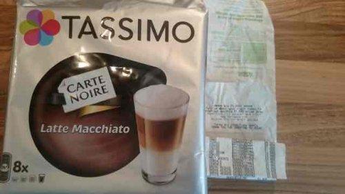 Tassimo Carte Noire Latte Macchiato only £1.20 in store at Asda, Thurmaston