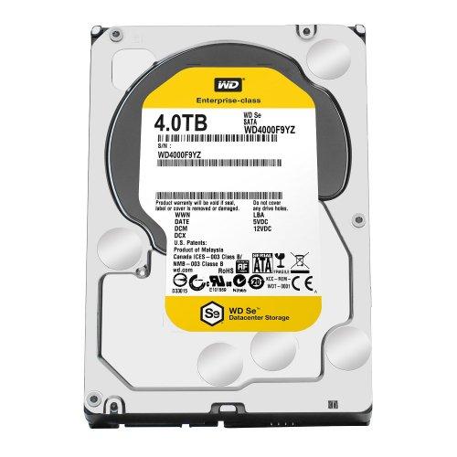 4TB Western Digital SE Internal Hard drive £77.82 @ Amazon