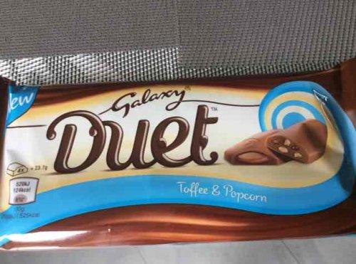 Galaxy Duet 39p poundstrecher