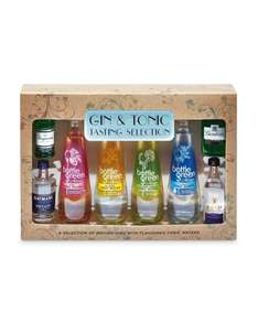 Gin & Tonic Gift Pack £9.99 at Aldi  Great Mother's Day gift idea! INSTORE ONLY- SOLD OUT ONLINE