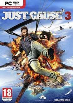 Just Cause 3 PC cdkeys £8.54 with facebook 5% like code