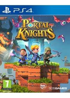 Portal Knights (PS4/Xbox One) £20.85 Delivered (Preorder) @ Base