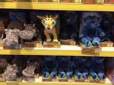 "Lion Guard 10"" soft toys £2 from £9.99 instore @ Smyths Toys"