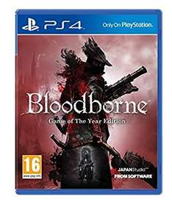 Bloodborne GOTY PS4 £19.80 (Prime) £21.79 @ Amazon  (lightning deal)