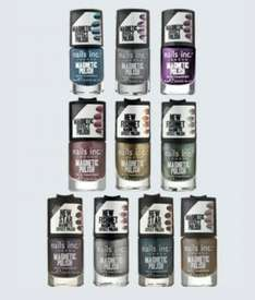 Nails inc Magnetic Mania Nail polish collectionLimited edition sale 10 x 10ml - £13.95 @ Nails Inc