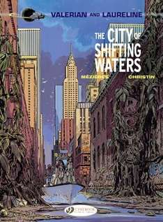 Valerian Vol. 1: The City of Shifting Waters is currently free, at Comixology