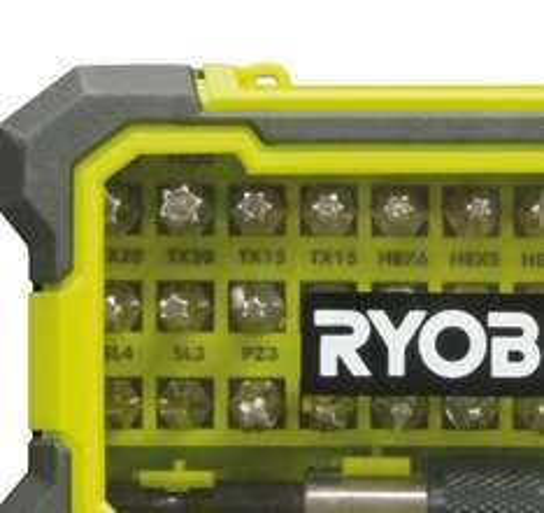 Ryobi RAK32MSD 32 Piece Drill & Driving Set £10.49 C+C @ Homebase