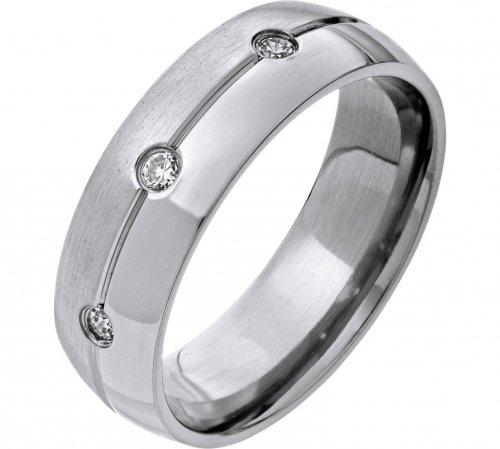 Mens titanium band rings from £1.99 @ Argos