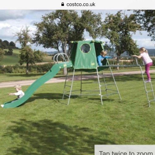 TP Explorer 2 Climbing Frame Set £269.89 @ Costco