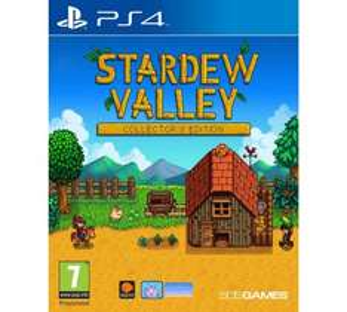 Stardew Valley Collector's edition PS4/XB1 £16.49 @ Argos