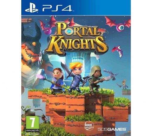 Portal Knights PS4/XB1 ... also Don't starve Mega Pack PS4/XB1 (£19.99 each) @ Argos