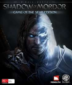 Middle-earth: Shadow of Mordor GOTY Edition £3 @ GamersGate