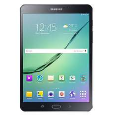 "Samsung Galaxy Tab S2 8"" Wi-Fi, 32GB, Black or Gold with FREE Dual USB Power Bank AND 2 year warranty sold by John Lewis for £289.95"