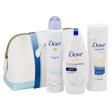 Baylis And Harding La Maison Candle Set/ Dove Beauty Washbag Collection Gift Set Half Price £7.50 @ Tesco