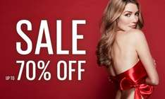 Up to 70% off Sale Boux Avenue + Free C&C
