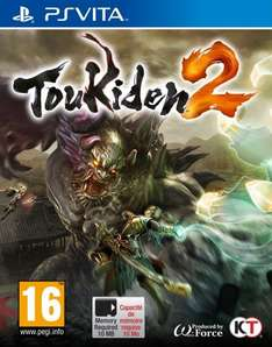 Toukiden 2 (PS Vita) Pre-order - £22.99 @ Grainger Games