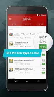 AppSales - Sales & Free Apps @ Google Play