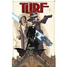 Turf (Hardcover Signed Edition- Complete Collection) First Edition SIGNED by Author Jonathan Ross & Artist Tommy Lee Edwards £3.99 @ Forbidden Planet