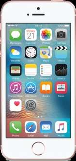 iPhone SE 64GB for £20.99 a month (free handset - Code 10OFFSE) on EE - £503.76 @ Mobiles.co.uk