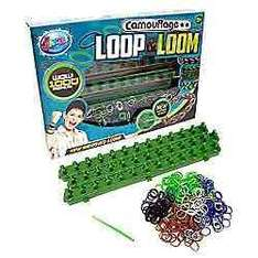 Jacks Loop & Loom Camouflage Kit with 1000 Loom Bands £1 + £3 delivery £4 @ Tesco Direct via  The Entertainer