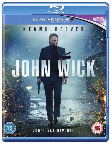 John Wick [Blu-ray] £4.99 (Prime) £6.48 (Non Prime) @ Amazon