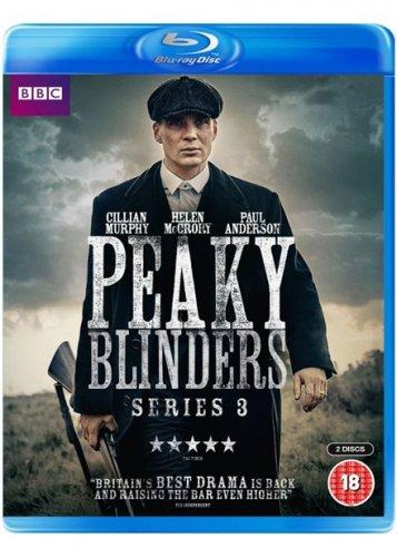 Peaky Blinders - Series 3 [Blu-ray] £11.99 delivered @ Base