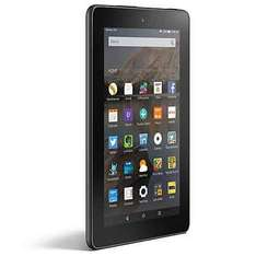 "Amazon Fire 7 Tablet, Quad-core, Fire OS, 7"", Wi-Fi, 8GB with 2 years guarantee £34.95 @ John Lewis - Free C&C"