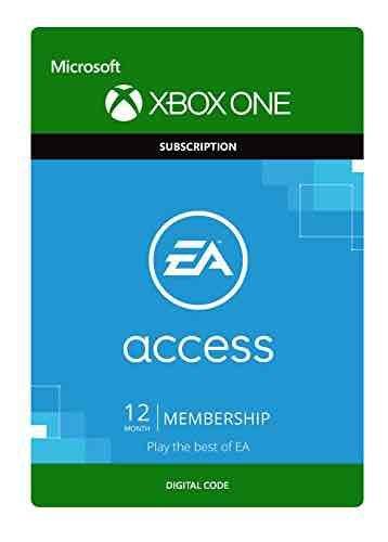 EA Access 12 month subscription code (Xbox One) £17.99 and Forza Horizon 3 Blizzard Mountain £8.99 (X1/Win10) @ Amazon