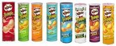 Pringles - All Flavours (190g) : £1 @ Tesco
